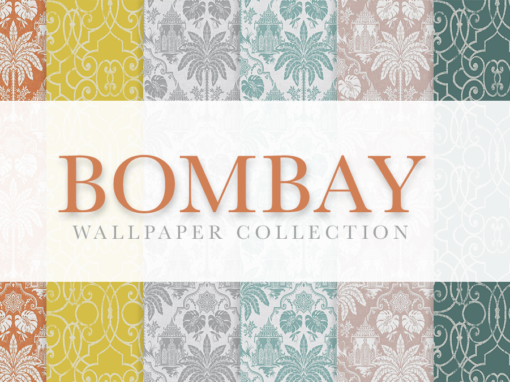 Bombay Wallpaper Collection