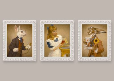 Alice Paintings