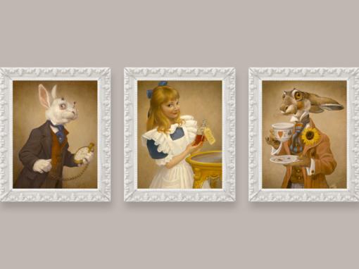 Alice Paintings