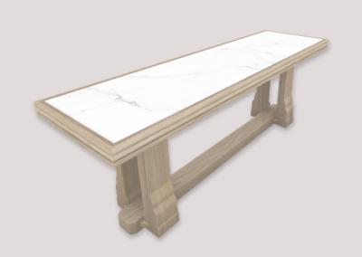 RH High-Long Table