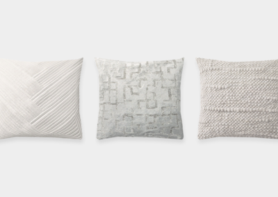 RH Collection Throw Pillows
