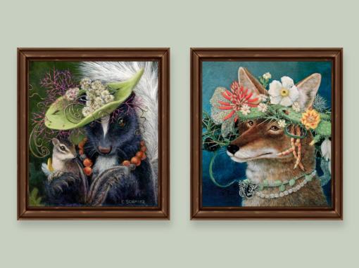 Whimsical Paintings II