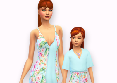 Mommy & Me Beach Dresses