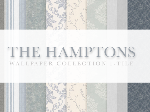 The Hamptons 1-Tile Wallpapers