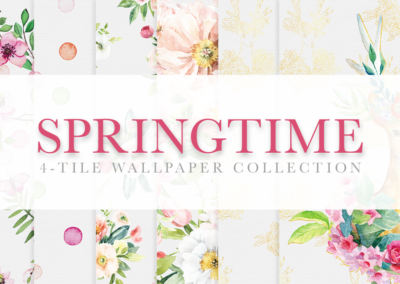 Springtime Wallpaper