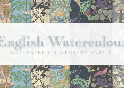 English Watercolour Wallpaper Part I