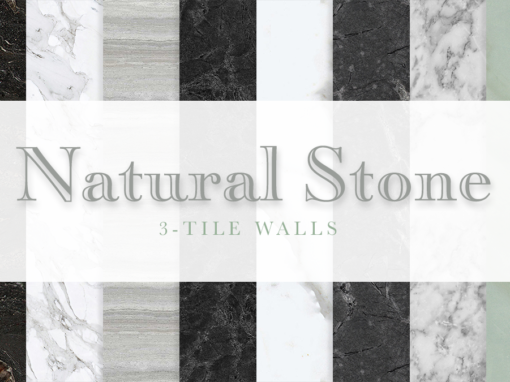 Natural Stone Seamless Wallpaper (3-tile)