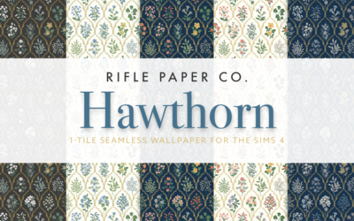 RPC Hawthorn Wallpaper (1-tile)