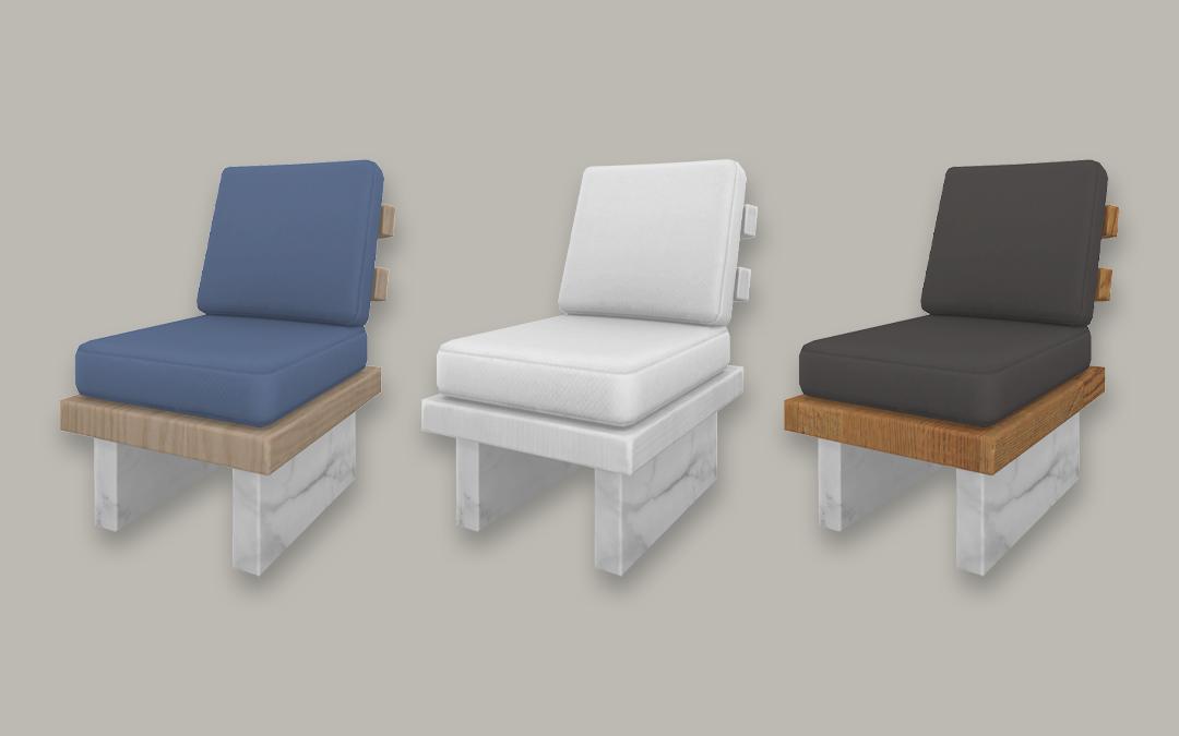 RH Taishō Living Chair