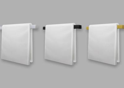 Basic Towel Rack