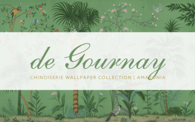 Amazonia Chinoiserie Wallpaper