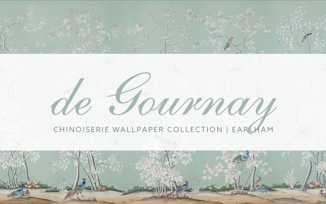 Earlham Chinoiserie Wallpaper