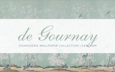 Earlham Chinoiserie Wallpaper