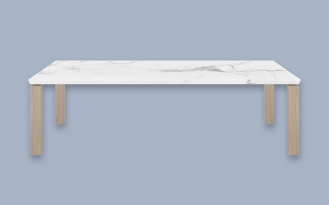 RH Marble Slab Tables