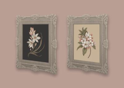 Botanical Paintings (Paranormal)