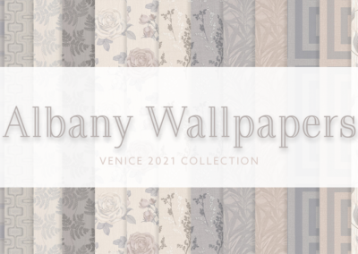 Albany Wallpaper Venice 2021