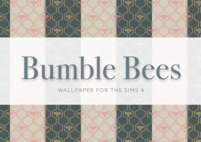 Bumble Bees Wallpaper