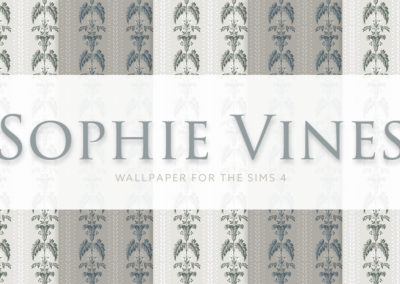 Sophie Vines Wallpaper