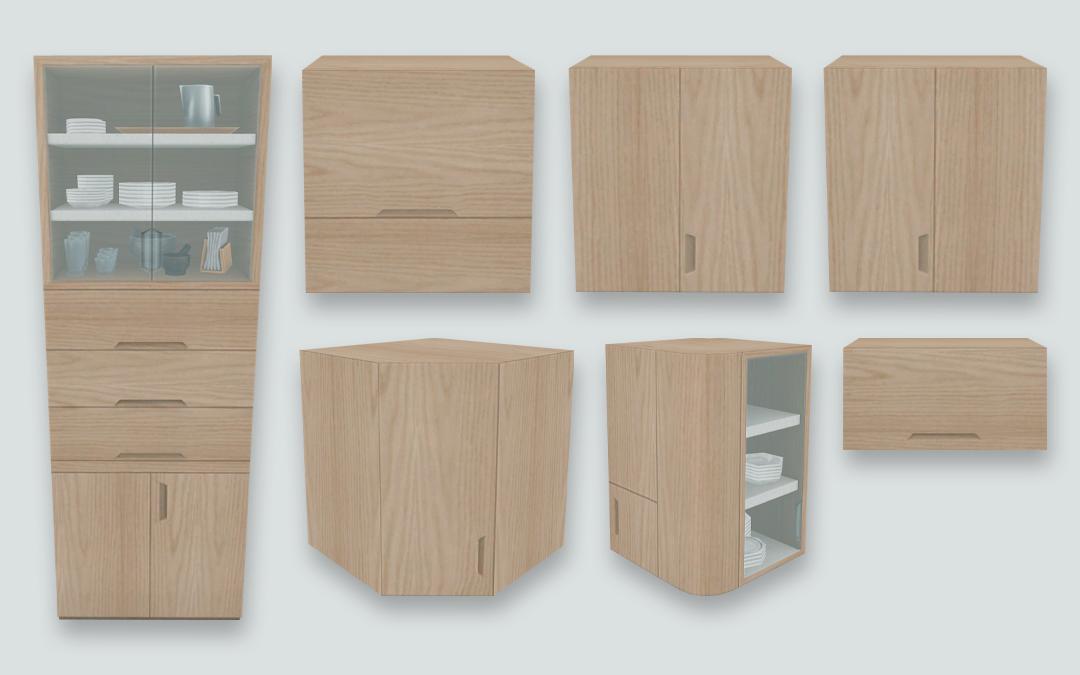 Dream Home Kitchen Cabinets