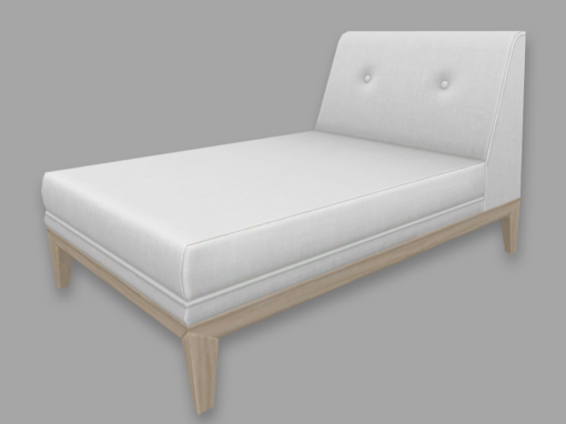 RH Sectional (I) Chaise