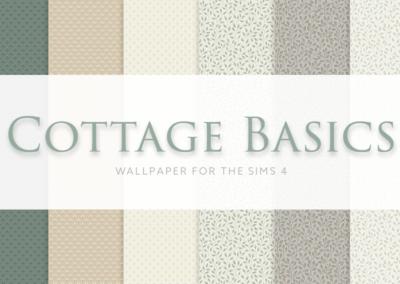 Cottage Basics Wallpaper
