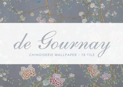 Dusk Chinoiserie Wallpaper