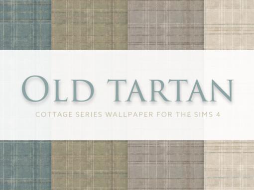 Old Tartan – Cottage Series Wallpaper