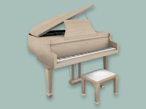RH Grand Piano