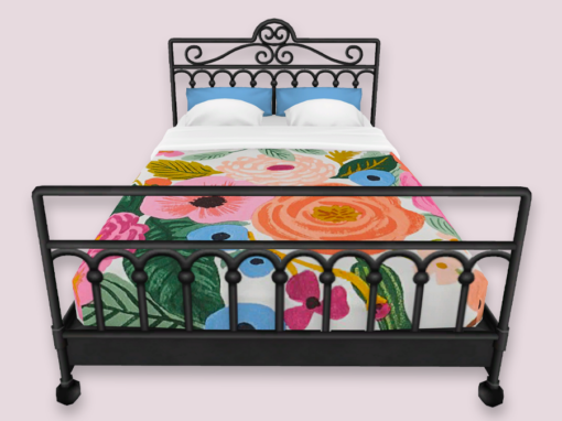 RPC Wrought Iron Beds