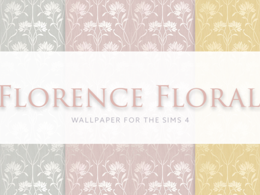 Florence Floral Wallpaper